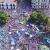Judiciales movilizaron a Plaza de Mayo