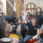 Paro y movilizacion a La Plata