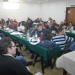 Mandamientos y Notificaciones: Reunión de trabajo