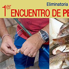 Primer encuentro de Pesca
