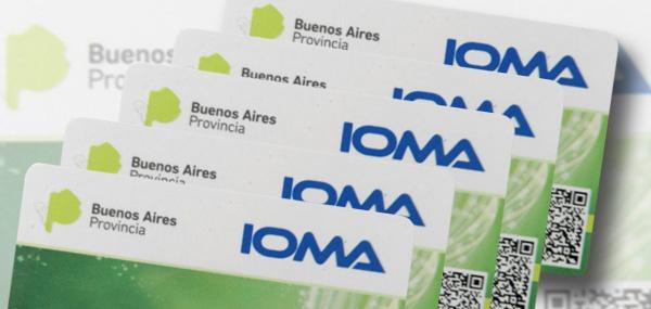 credencial IOMA1