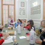 Reunión Secretaría de Género