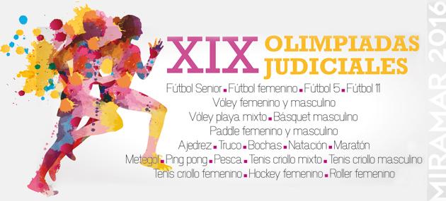 Olimpíadas Judiciales