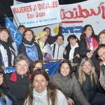 XXX Encuentro Nacional de Mujeres. Previa a la marcha